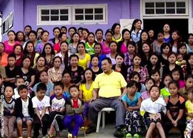 Murió hombre polígamo que deja 39 viudas y 94 hijos