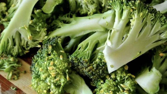 Foto de brócoli