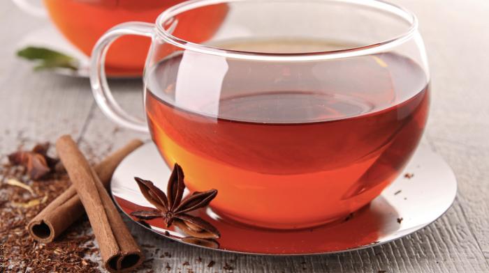 Foto de té de canela