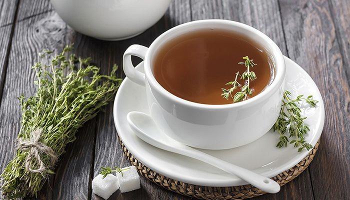 Foto de té de orégano