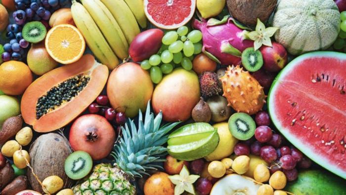 Foto de varias frutas