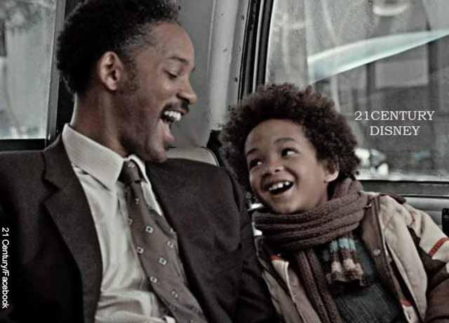 Foto de Will Smith que muestra las películas que hacen llorar