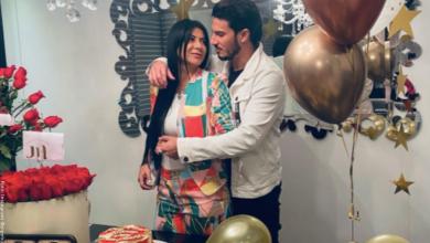 Pipe Bueno celebró el cumpleaños de su mamá sin Luisa Fernanda W