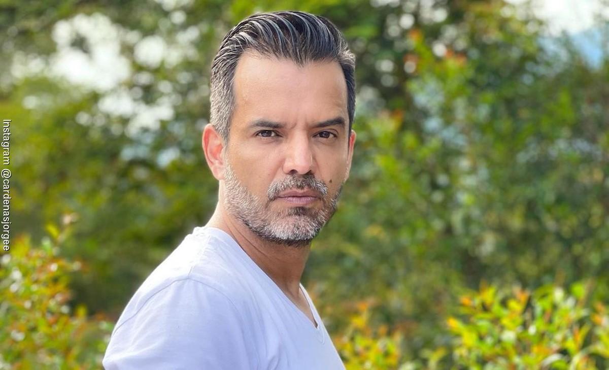 ¿Por qué no volvió a actuar Jorge Cárdenas?