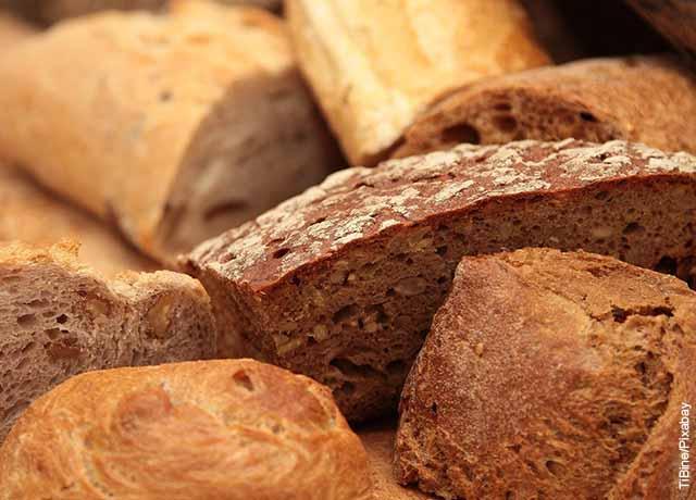 Foto de muchos panes
