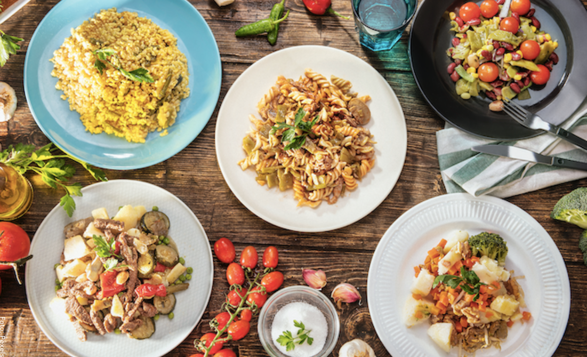 Recetas de cocina casera, ¡platos fáciles de preparar!