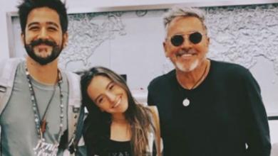 La emotiva sorpresa que Evaluna y Camilo le dieron a Ricardo Montaner