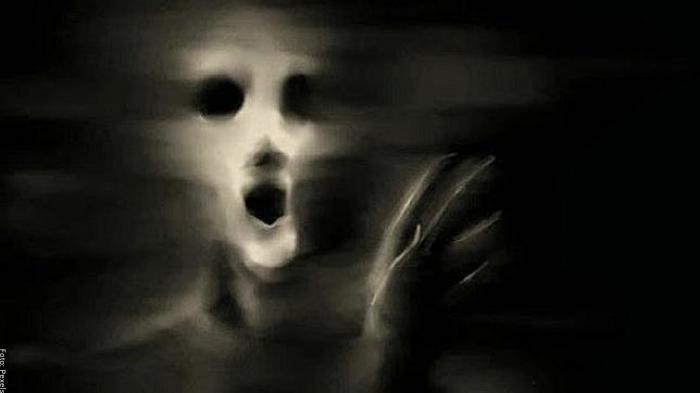 Foto de un fantasma