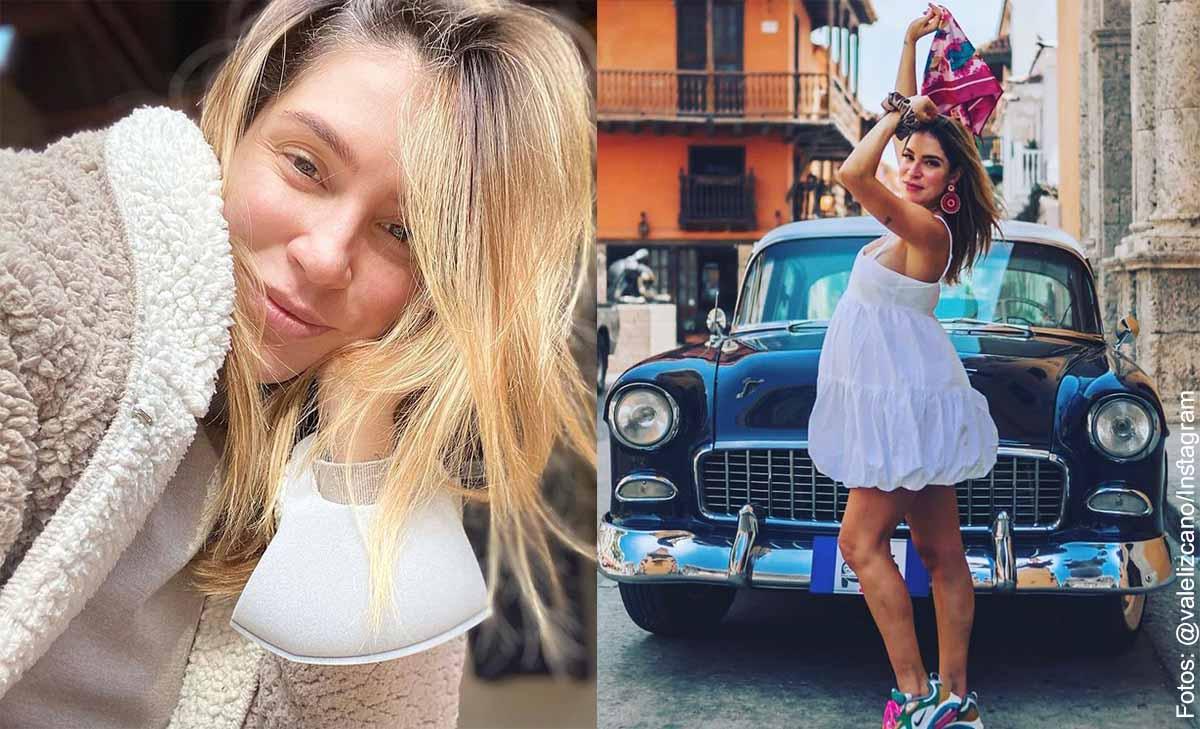 Valentina Lizcano mostró su barriguita en bikini y enamoró a sus fans