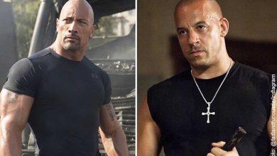 Vin Diesel reveló la razón por la que no se llevaba bien con La Roca