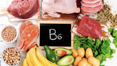 Vitamina B6, ¿para qué sirve en el organismo?