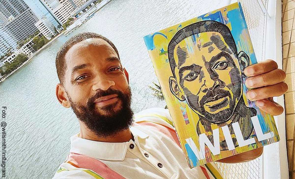 Will Smith publicará un libro contando todas sus memorias