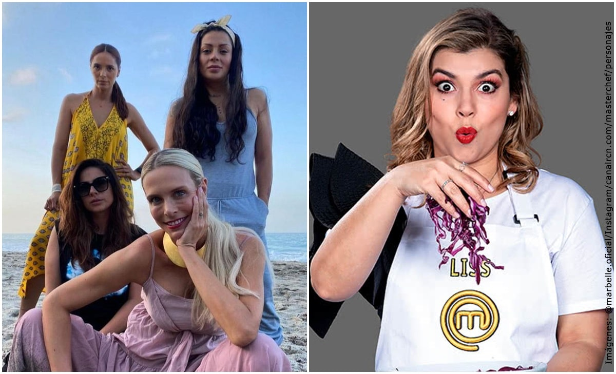Carla, Marbelle, Cata y Viña confesaron lo que piensan de Liss Pereira