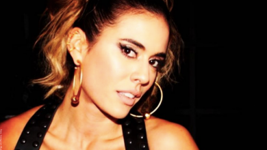 Carolina Ramírez recordó la vez que se besó con otra famosa