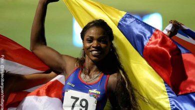 Caterine Ibargüen envío mensaje a Mercedes Pérez tras no alcanzar una medalla