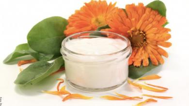Crema de caléndula para qué sirve y cómo usarla