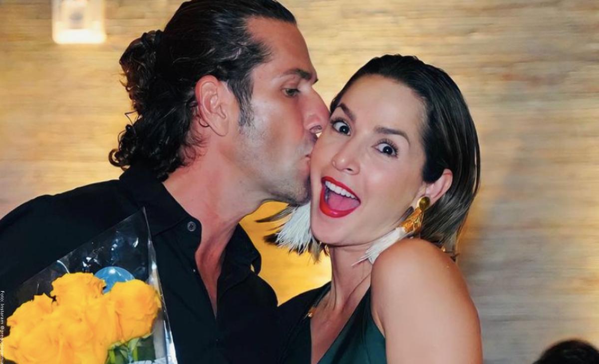 Gregorio Pernía habló de su relación con Carmen Villalobos