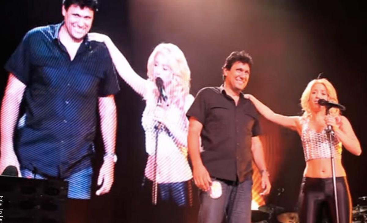 Los hermanos de Shakira que no tenías idea que existían