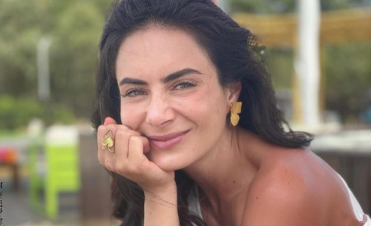Johanna Fadul se hizo un contundente cambio de look
