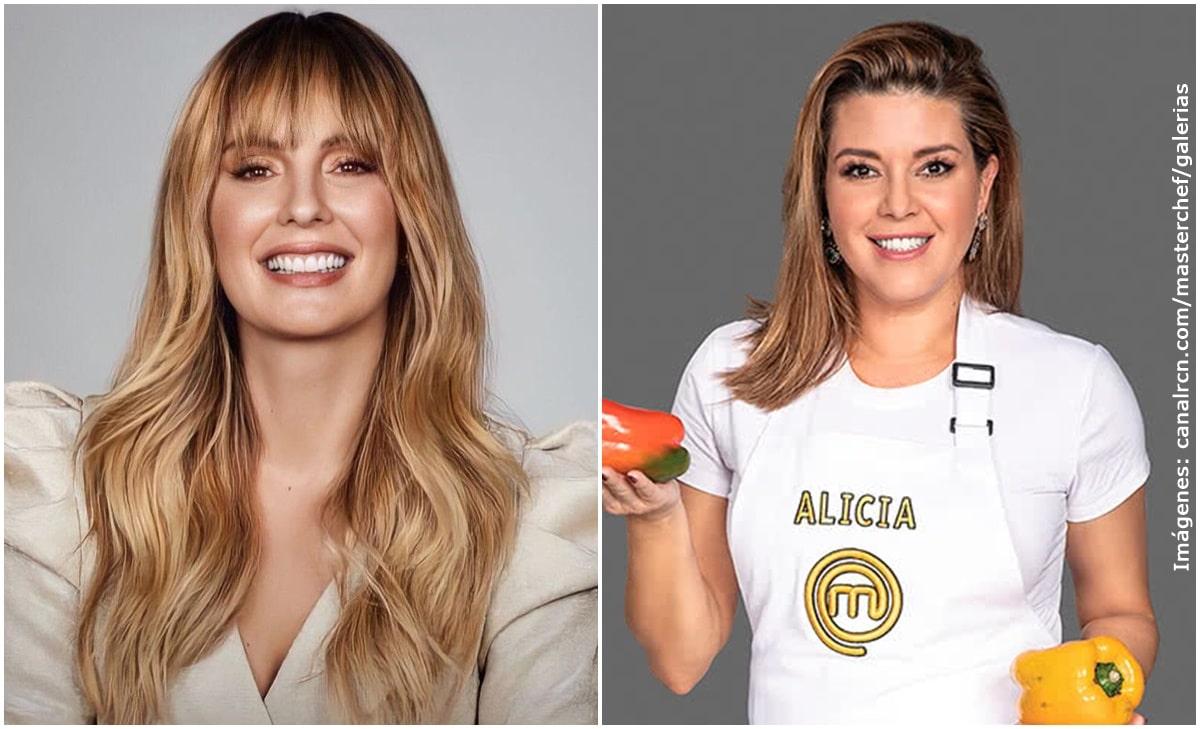 La respuesta de Claudia Bahamón a los ataques de Alicia Machado