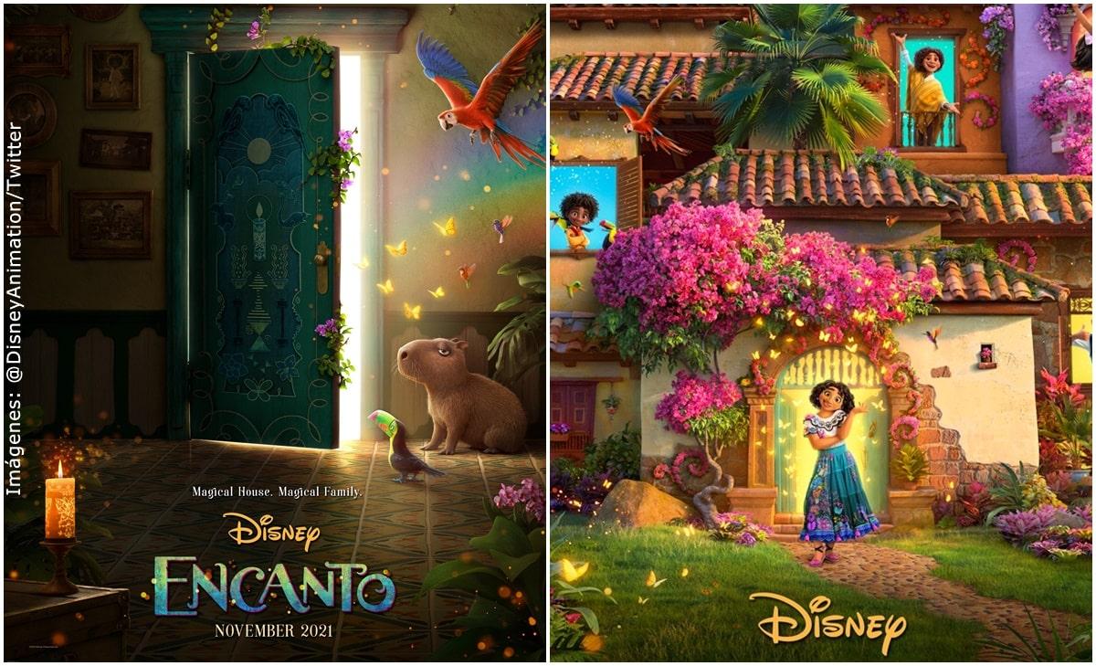 Lanzan primer tráiler de Encanto, la película de Disney sobre Colombia