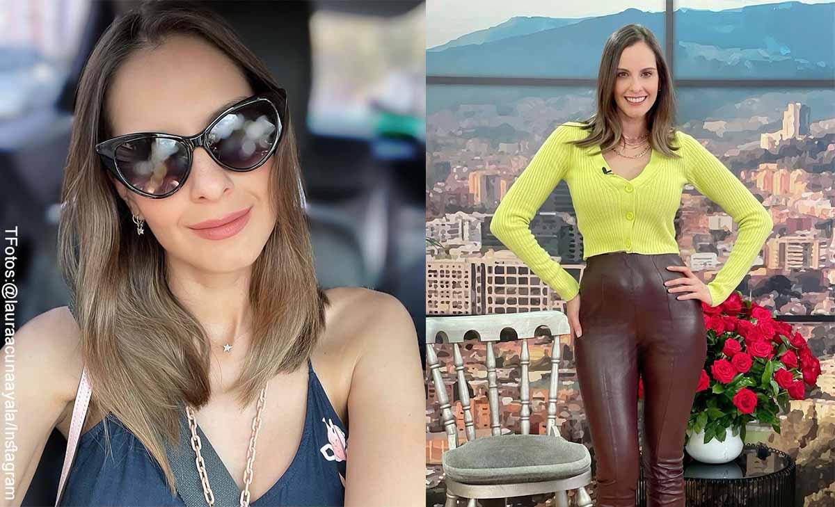 Laura Acuña se prepara para presentar La Voz Kids Colombia