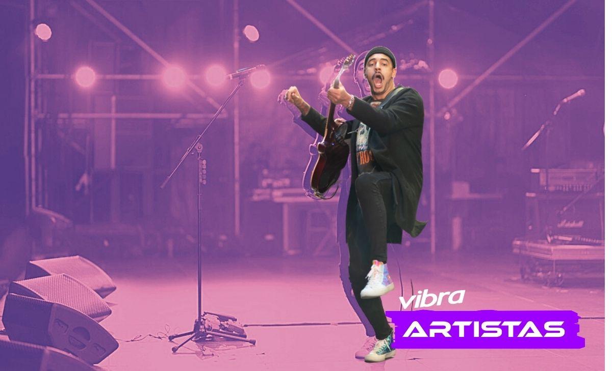 Manuel Medrano y el poder de su voz en Vibra