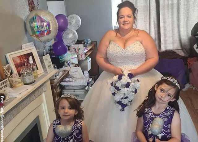 Novio falleció el día de su boda cuando esperaba por su prometida