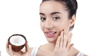 Para qué sirve el aceite de coco en la cara