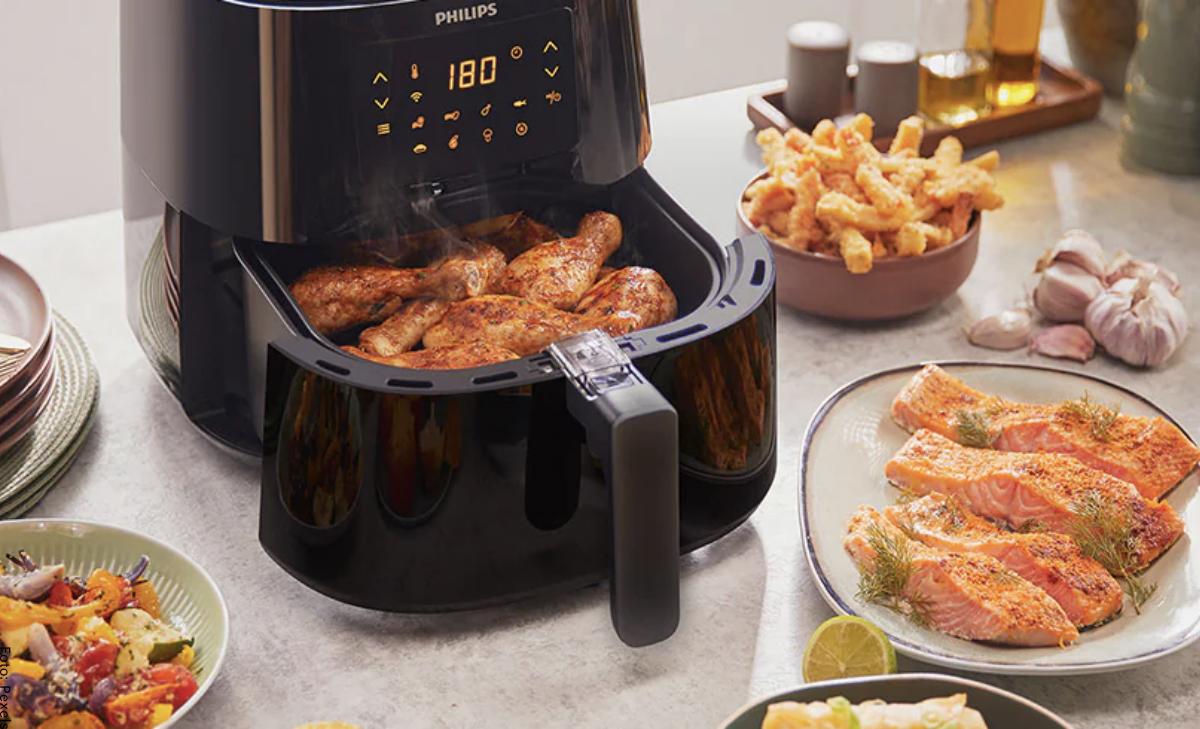 Recetas air fryer, ¡fáciles, deliciosas y saludables!