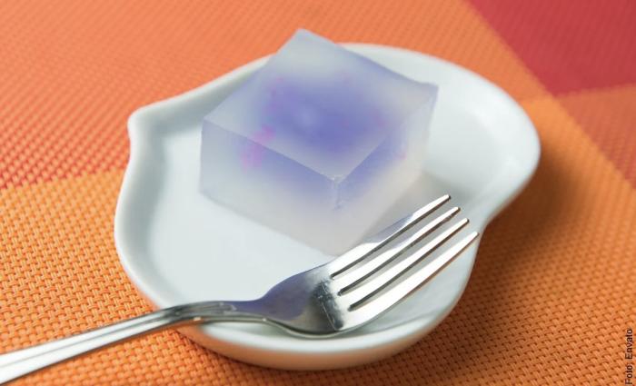 Foto de gelatina sin sabor para adelgazar