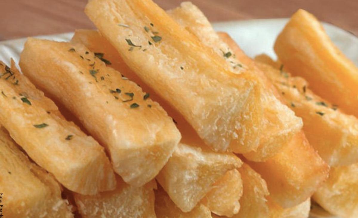 Recetas con yuca, ¡deliciosas e irresistibles!