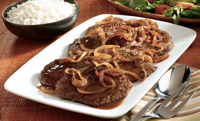 Foto de carne en bistec