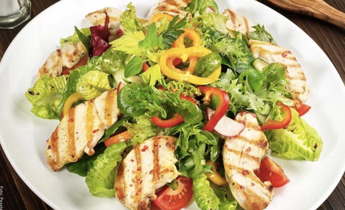 Recetas de ensaladas sencillas, ¡para hacer en un dos por tres!