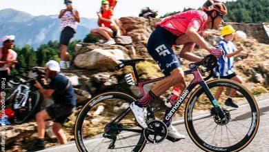 Rigoberto Urán fue multado por orinar en plena etapa del Tour