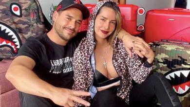 El romántico mensaje que Sebastián Caicedo le dedicó a Carmen Villalobos