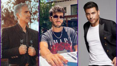 Sebastián Yatra y otros famosos presumieron sus músculos