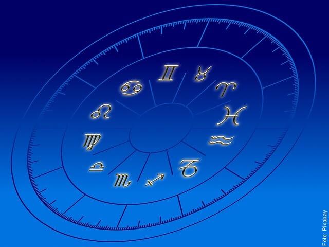 ilustración de signos zodiacales