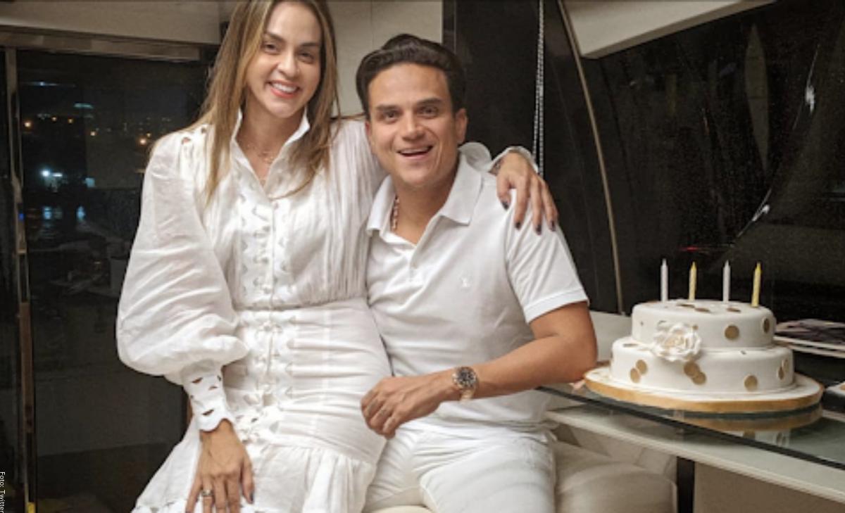 La bonita historia de amor de Silvestre Dangond junto a su esposa