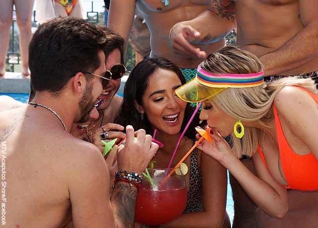 Acapulco Shore tendría en Colombia locación para la temporada 9