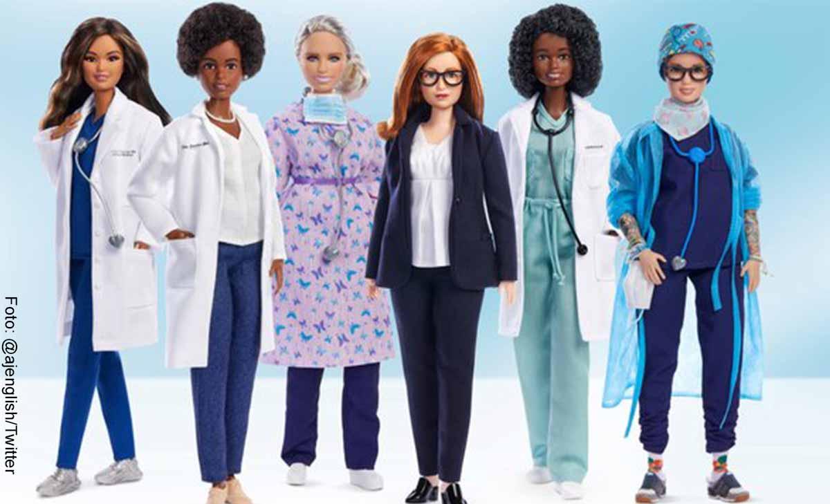 Barbie sacará muñeca inspirada en creadora de vacuna anticovid