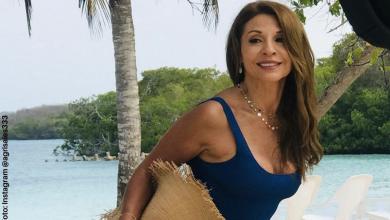 """El cambio de look con el que Amparo Grisales sorprenderá en """"Yo me llamo"""""""