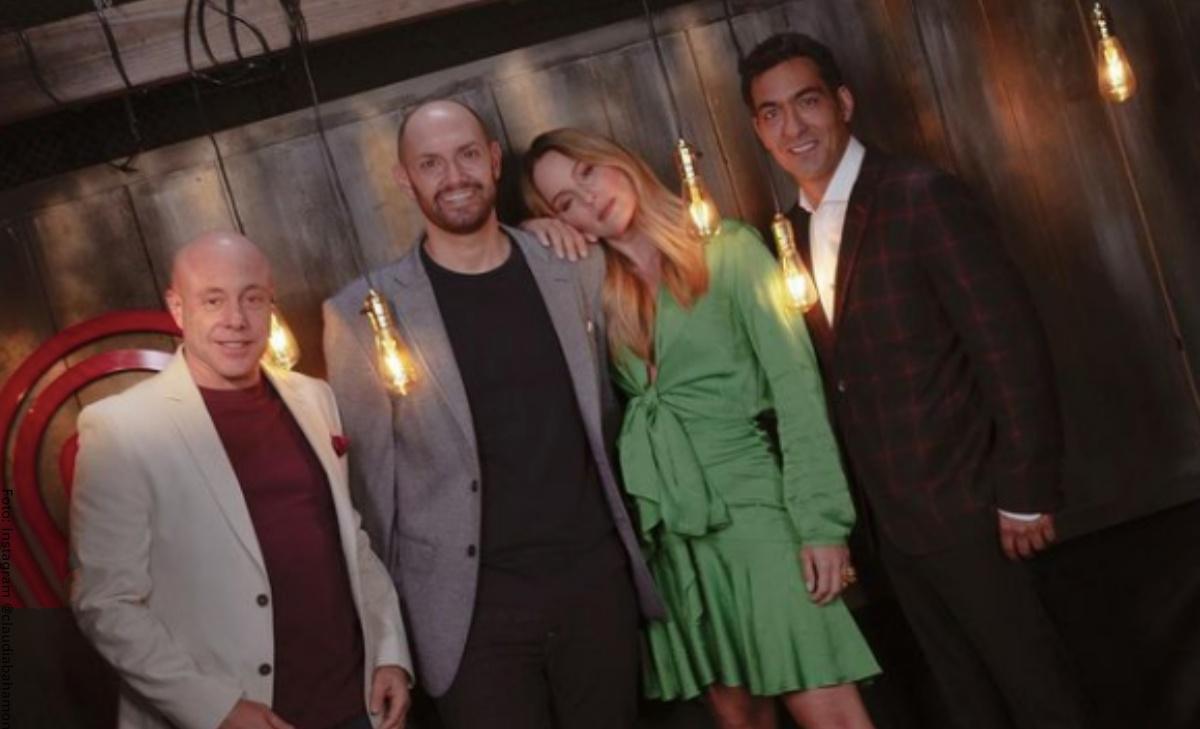 """Claudia Bahamón anunció que ya le tienen """"reemplazo"""" en MasterChef Celebrity"""