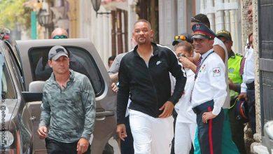 ¿Dónde está la plata que dejó Will Smith para vendedores ambulantes en Cartagena?