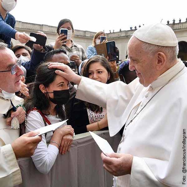 El papa Francisco dio poderosa razón para vacunarse