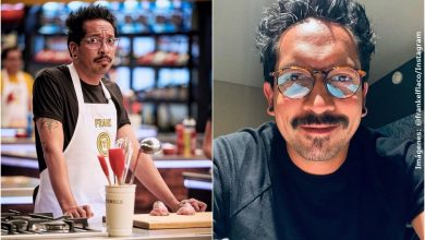 Frank Martínez reveló qué haría con la plata si gana MasterChef