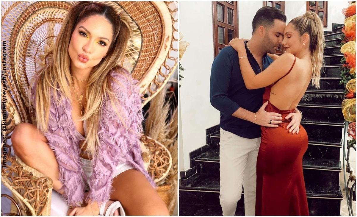 Kimberly Reyes estaría de reconciliación con su esposo