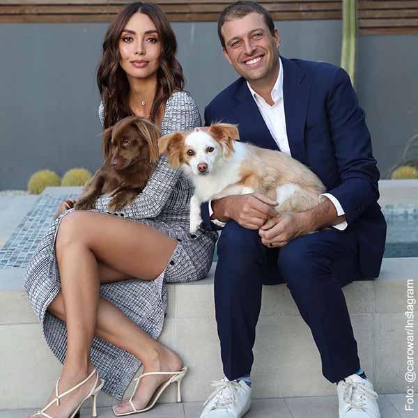 La actriz Carolina Guerra está embarazada, ¡espera su primer hijo!