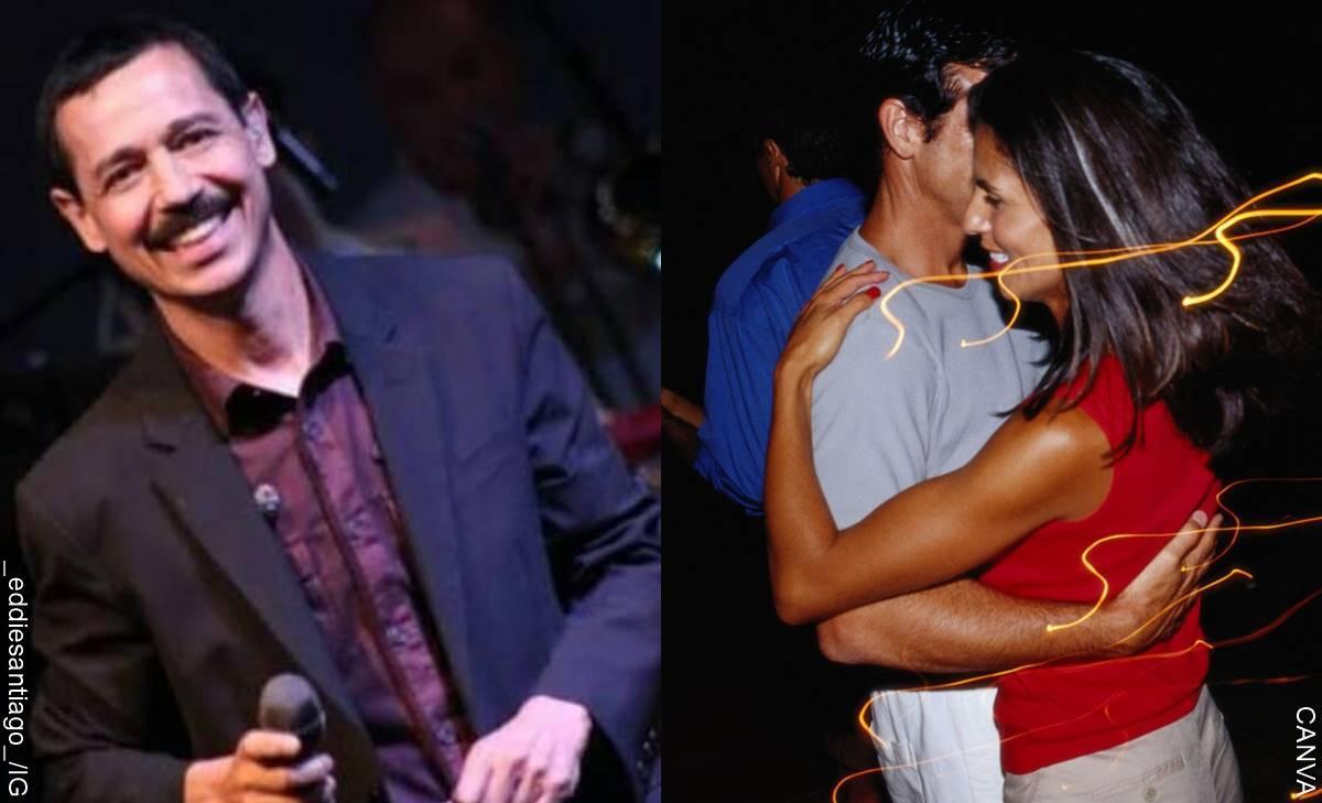 Las mejores canciones de Eddie Santiago para bailar pegaditos