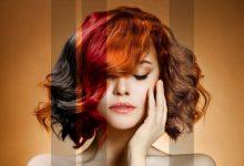 ¿Qué color de cabello hace ver más delgada la cara?